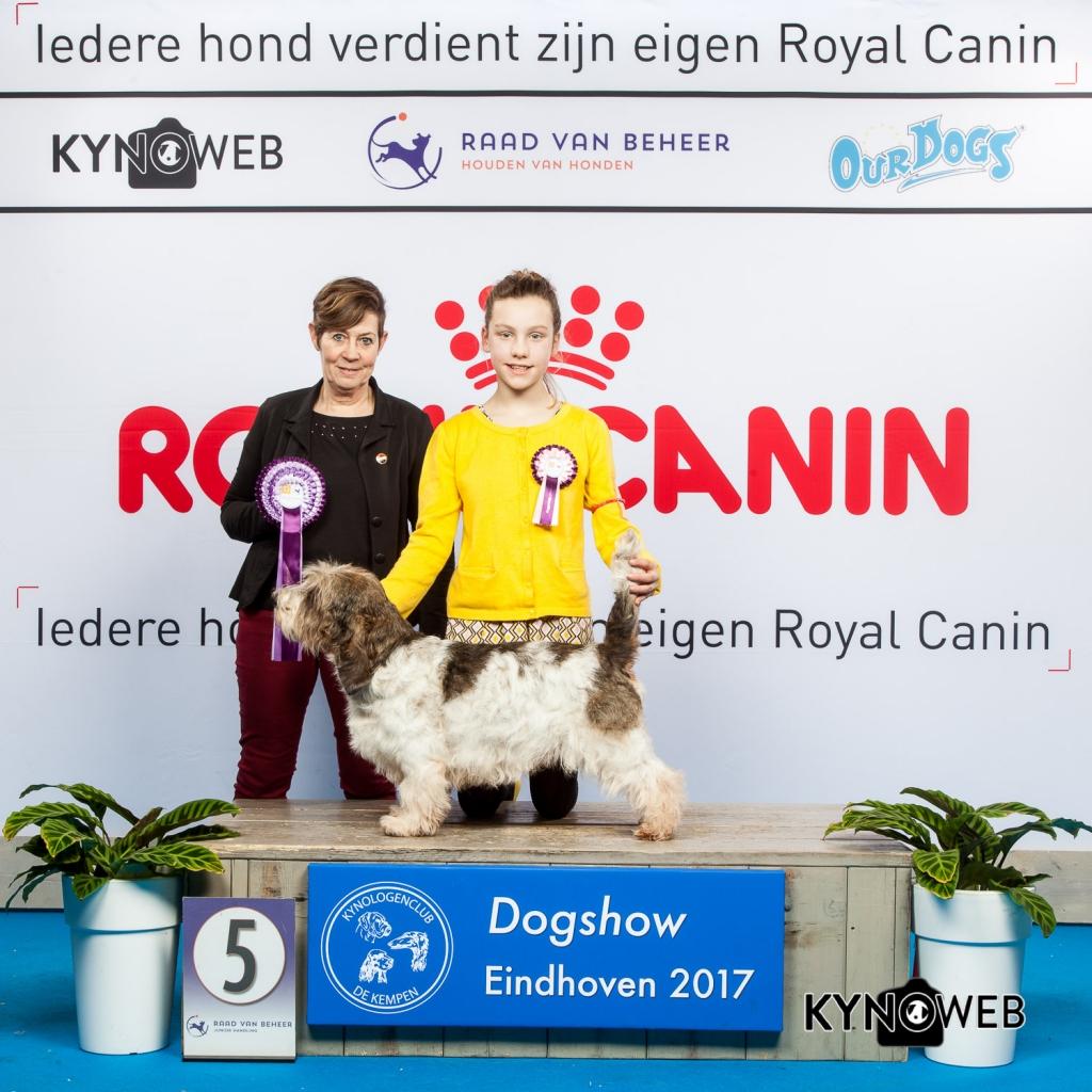 JH5 zaterdag Eindhoven 2017 Josephine
